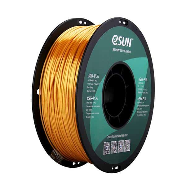 Filament PLA Esun Gold