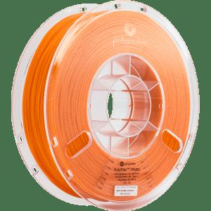 Filament polymaker polyflex TPU orange