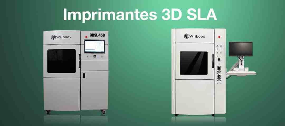 Imprimante 3D professionnelle SLA