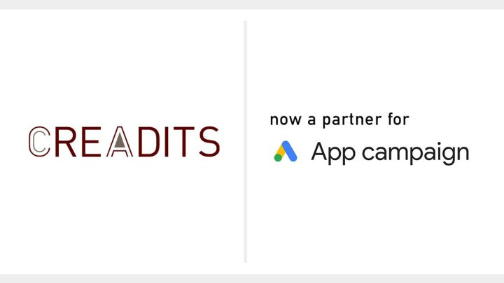 Google appoints Creadits to uplevel creative for App Campaigns