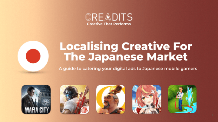2020 Localising Creative For The Japanese Market