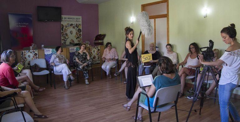 Taller de cine para mujeres con Irene Cardona