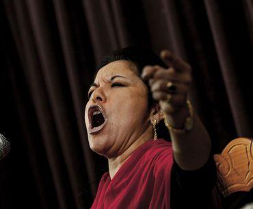 flamencas extremeñas