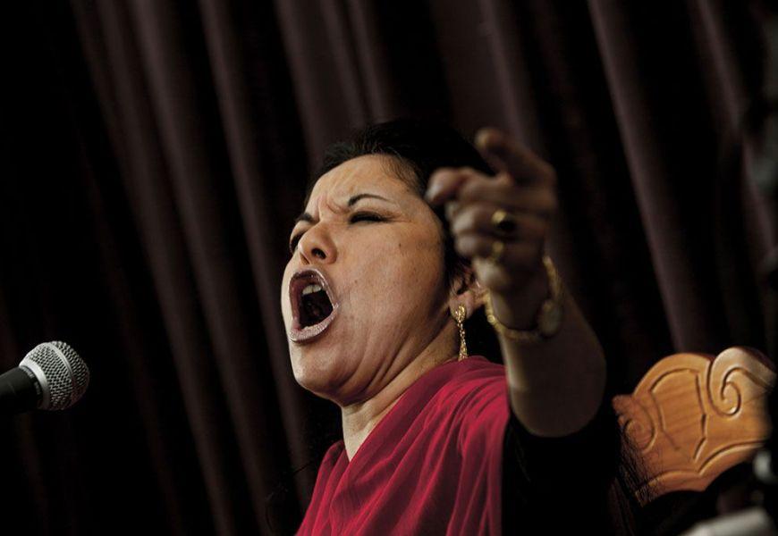 Flamencas extremeñas, las dueñas del tablao