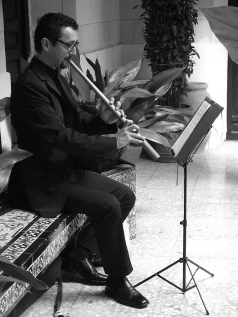 Mnauel Pascual, Hexacordo