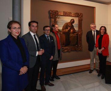 Llega al MUBA el Zurbarán cedido por el Prado en su bicentenario