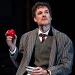 Daniel Grao en el papel de Alan Turing