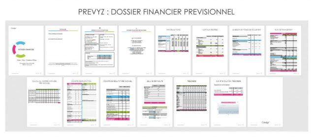 prévisionnel financier rapide