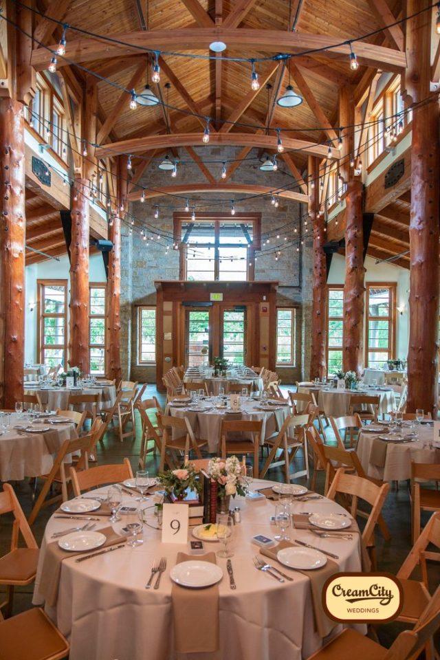 Schlitz Audubon Center Wedding