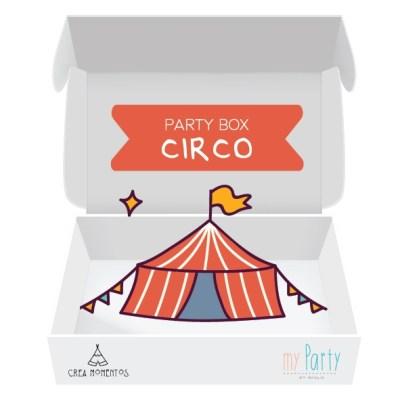 Party box CIRCO