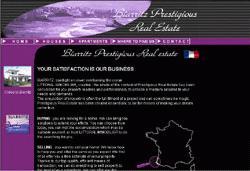 Biarritz Prestigious real estate, Agence immobilière de prestige à Biarritz