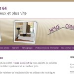 Home Concept 64, située à Pau, vous propose son expertise en terme de Home Staging. La vente de votre appartement ou maison en sera facilitée en réduisant la marge de négociation de l'acheteur.