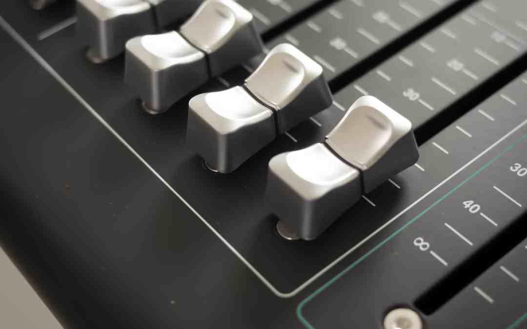 video podcast studio