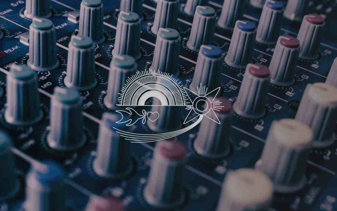 We Are Part Of A Mastering Studio