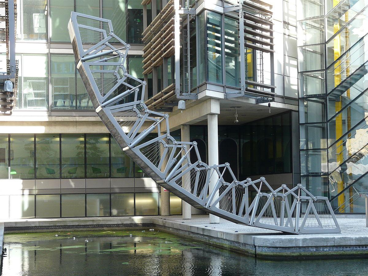 9 ponts créatifs et impressionnants dont l'architecture prend vie
