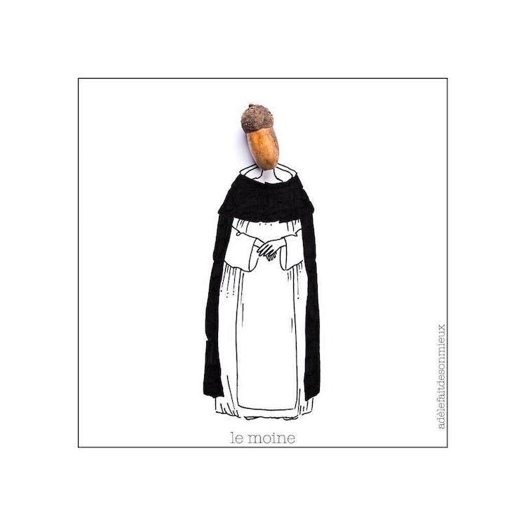 Adele Fugere détourne les objets du quotidien avec plein de créativité