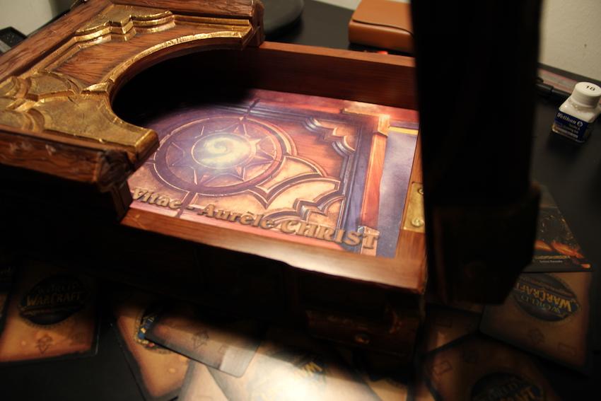 Il crée un manuel de jeu en guise de CV pour postuler chez Blizzard
