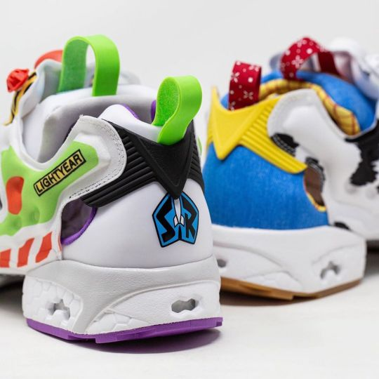 Reebox x Bait Sneakers Toy Story