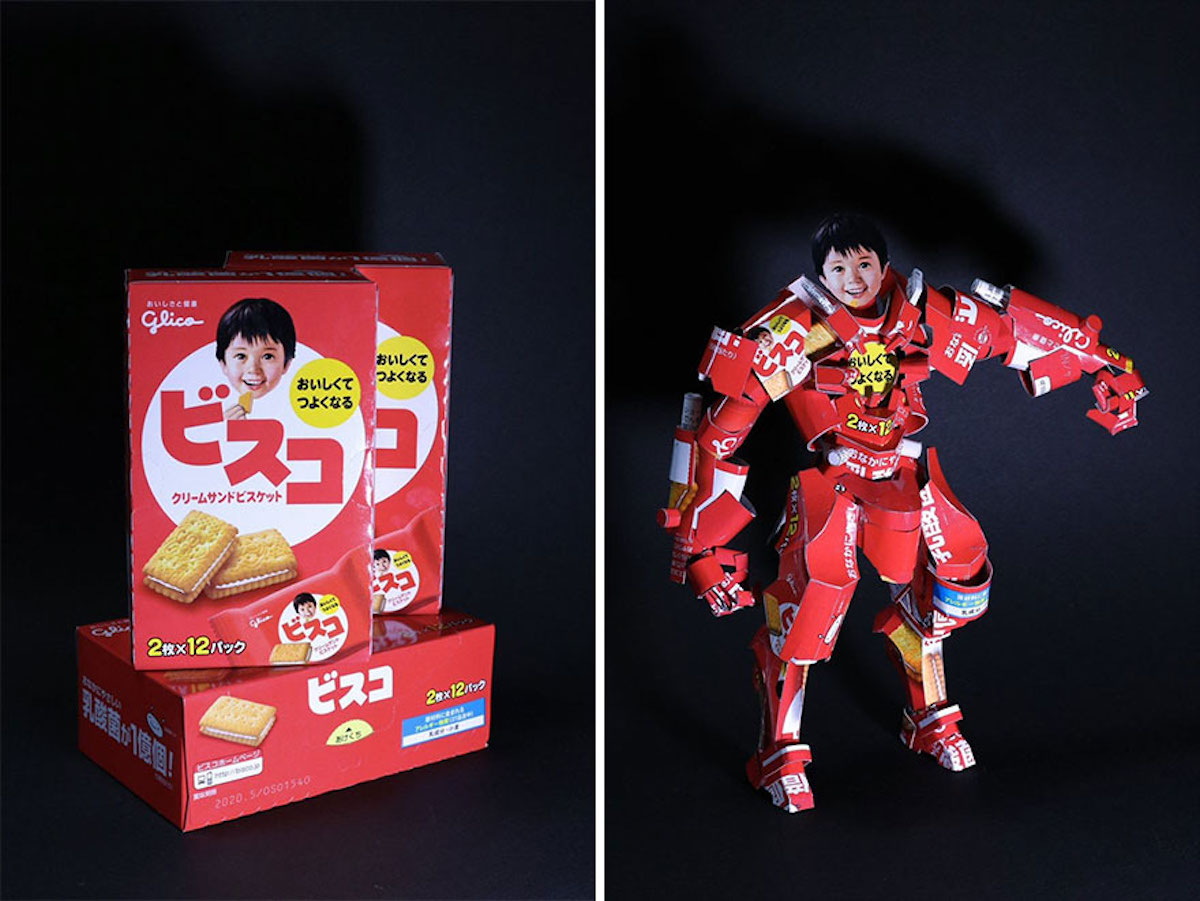 Le packaging devient un objet Haruki