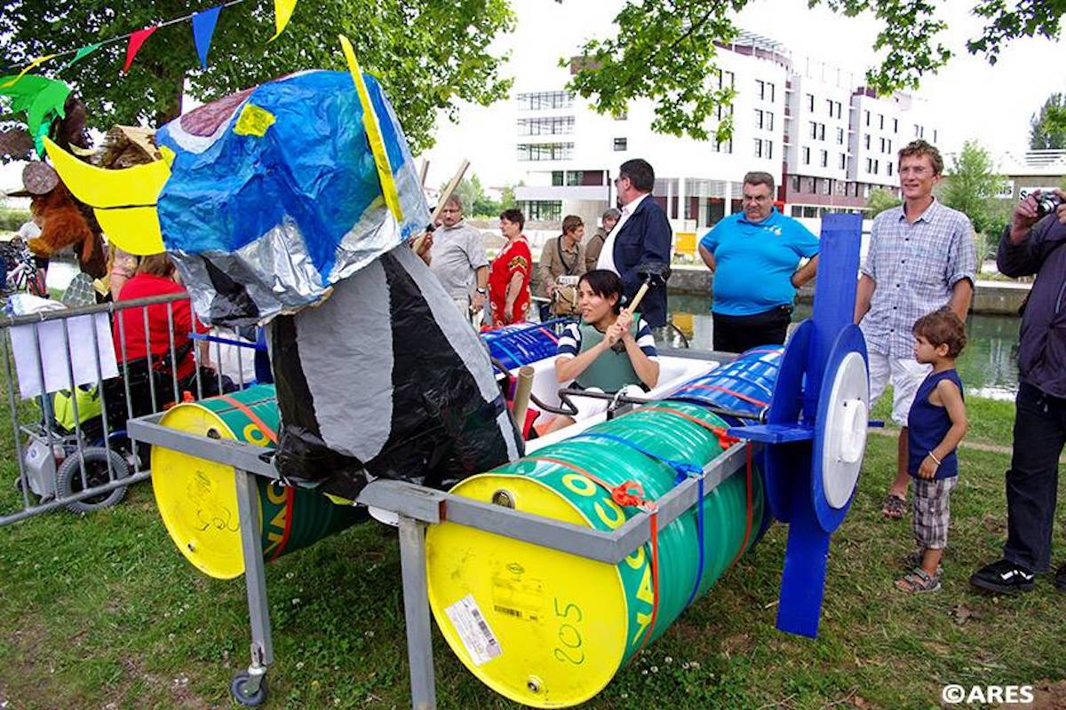 Opération Archimède ARES Strasbourg