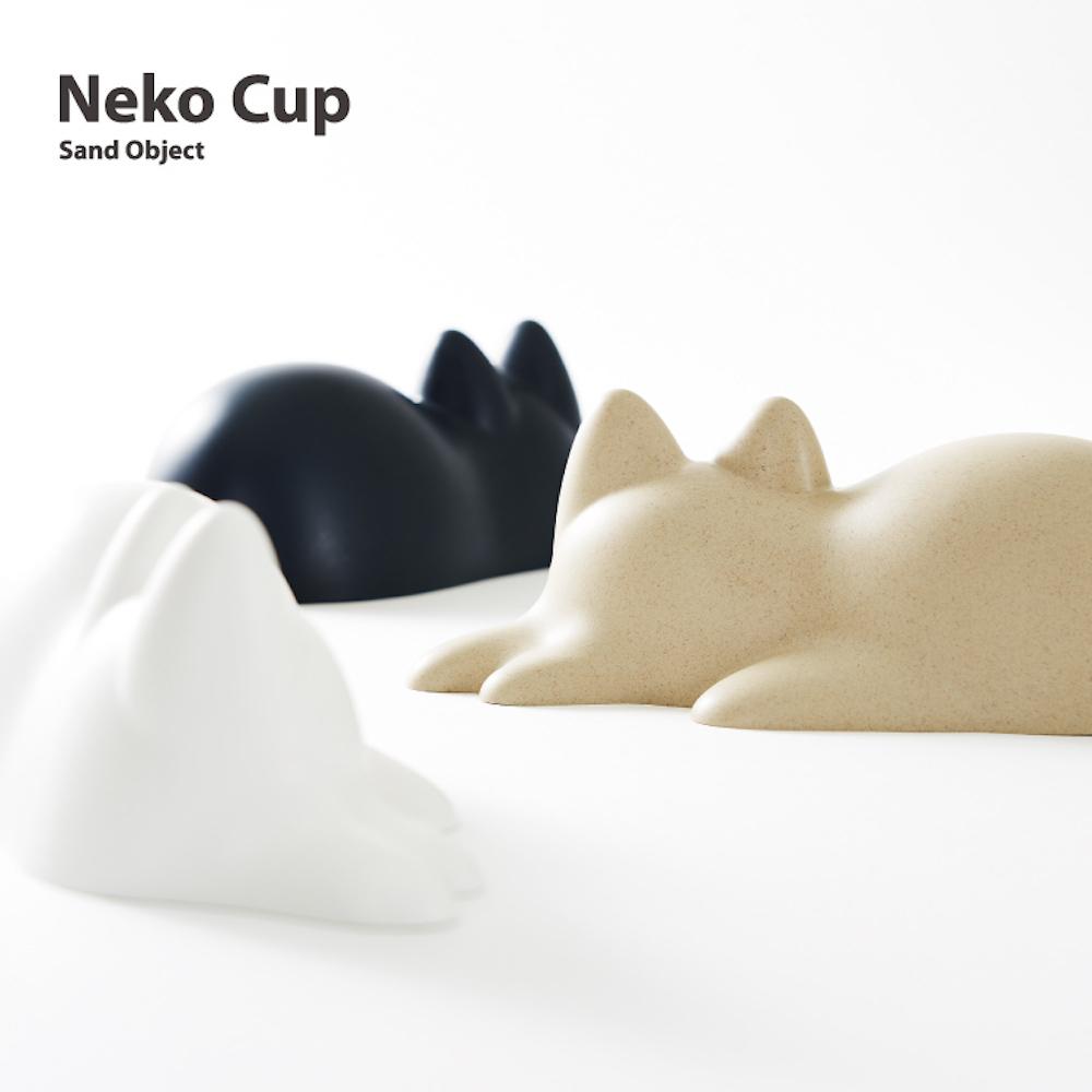 Neko Cup Moule à Sable Chat Plage