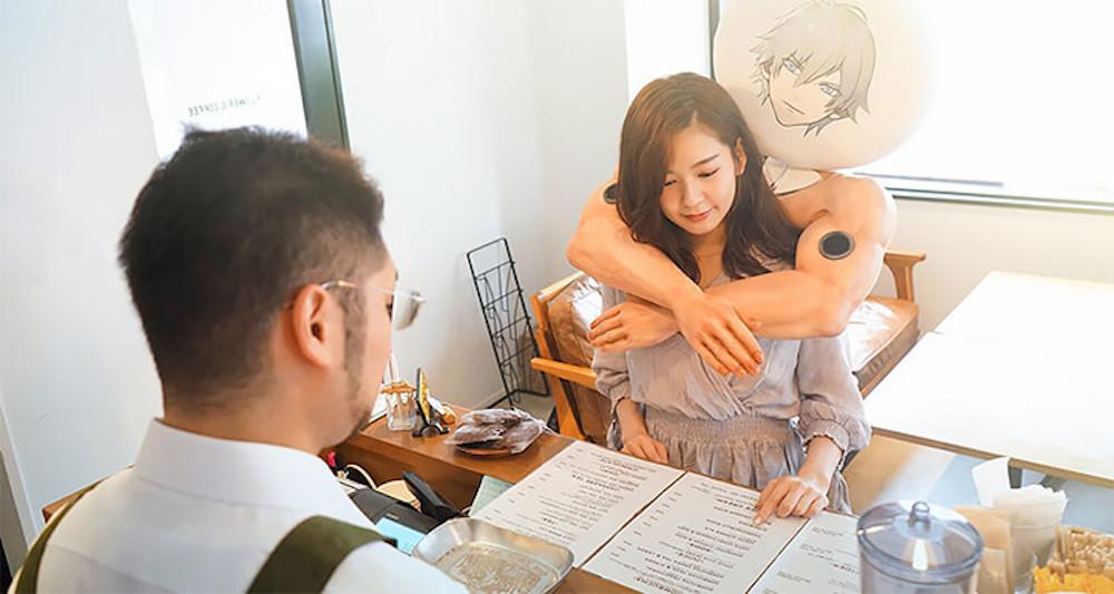 Otome Yusha Boyfriend Hug Speaker