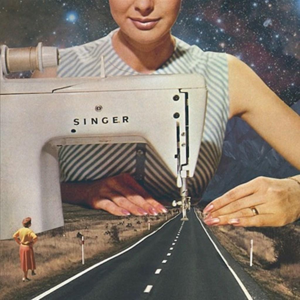 collages surrealistes photos vintage 21 - Կոլաժային սյուրռեալիզմ