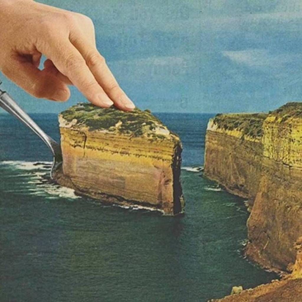 collages surrealistes photos vintage 8 - Կոլաժային սյուրռեալիզմ