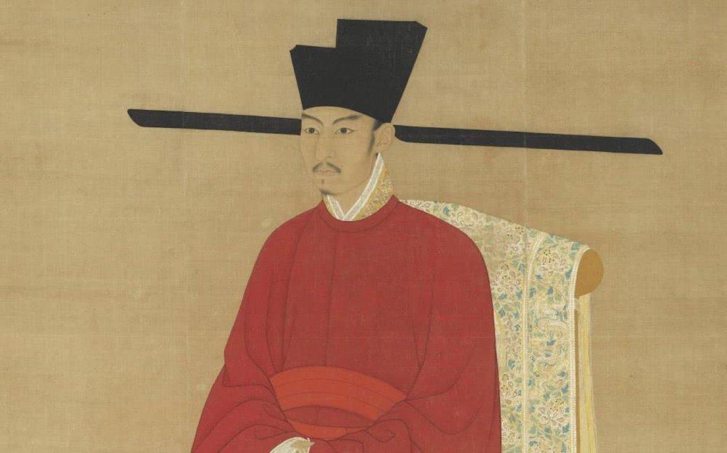Un couvre-chef de la dynastie Song