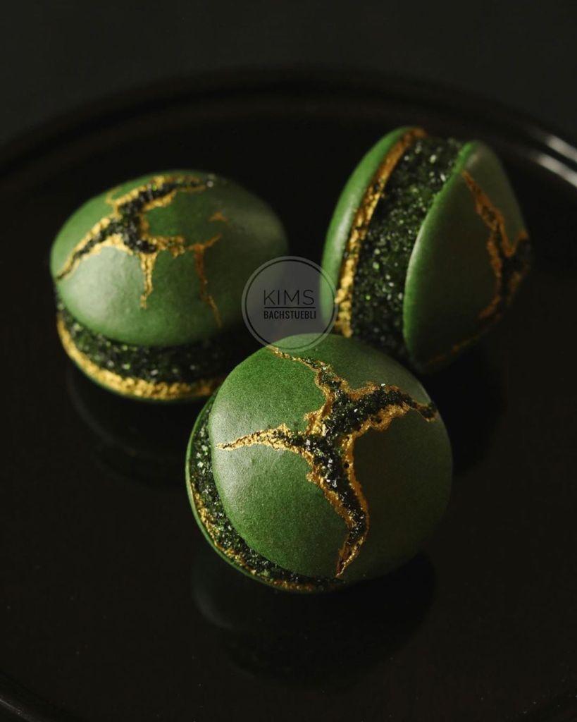 Les macarons créatifs de kimfluencer
