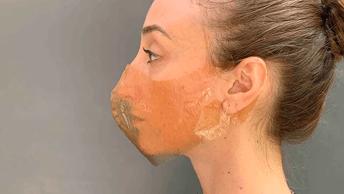 Un masque 100% biodégradable en cellulose pour limiter la pollution plastique