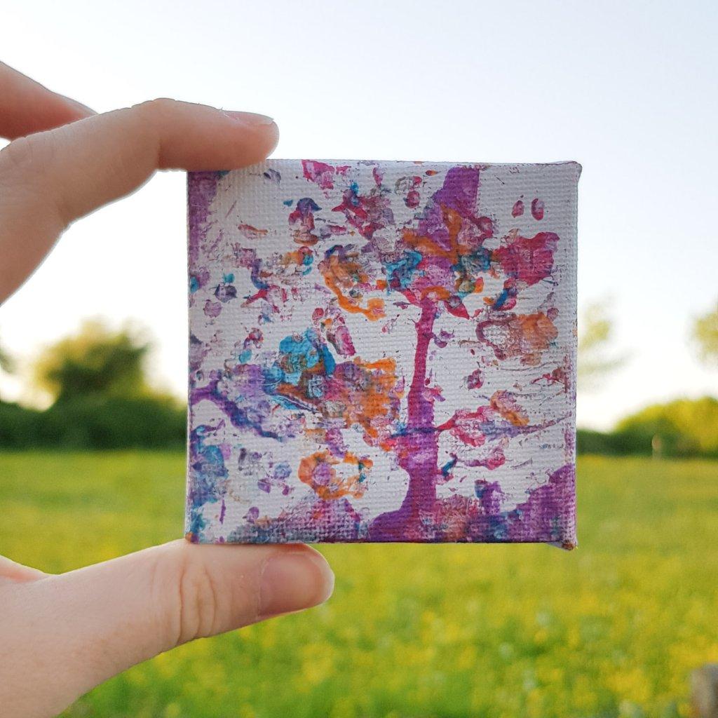 Des tableaux créés par un rat