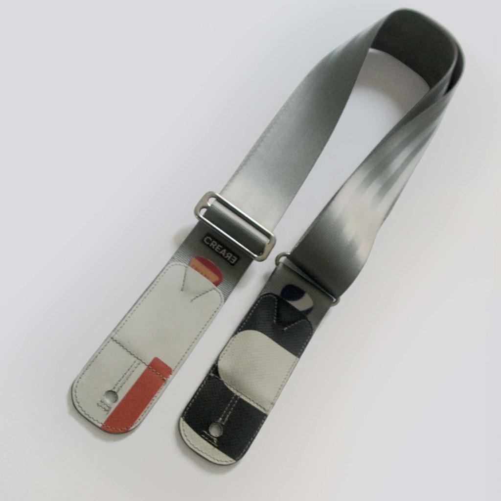 www.crearebags.com eco guitar strap b