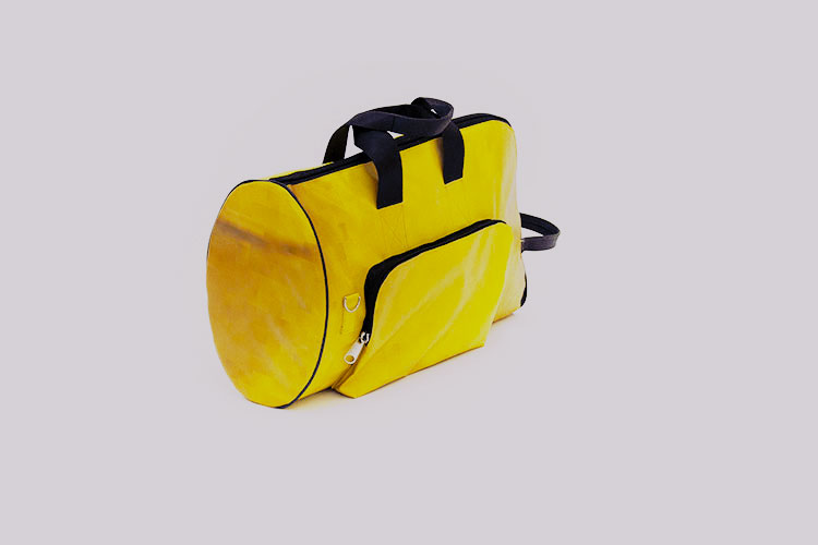 Eco Flugelhorn bag by crearebags.com