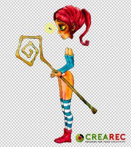 duik rigging character