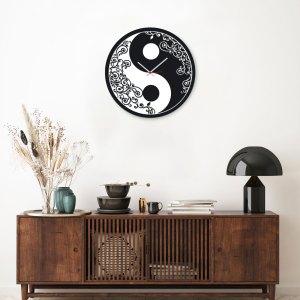 Orologio Yin e Yang di Creartdesignitaly.com