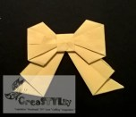 Origami-Schleife (19)