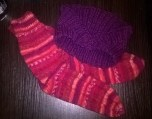 Schnugis-Socken (Schnocken) und Strinband
