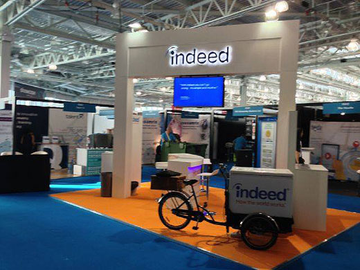 Indeed at CIPD in London.