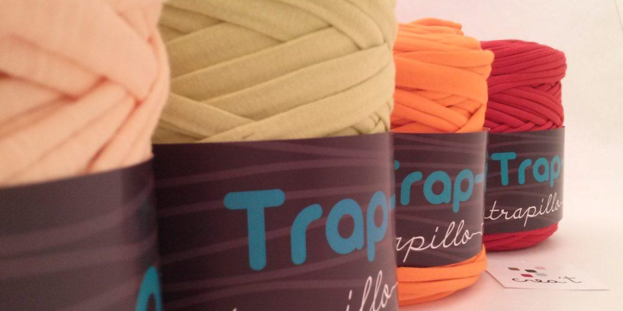 Trap-Art a Crea't, el teu drapet preferit