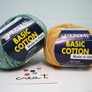 Basic cotton Stampe Mondial