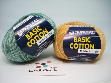 Basic cotton Stampe Crea't 1