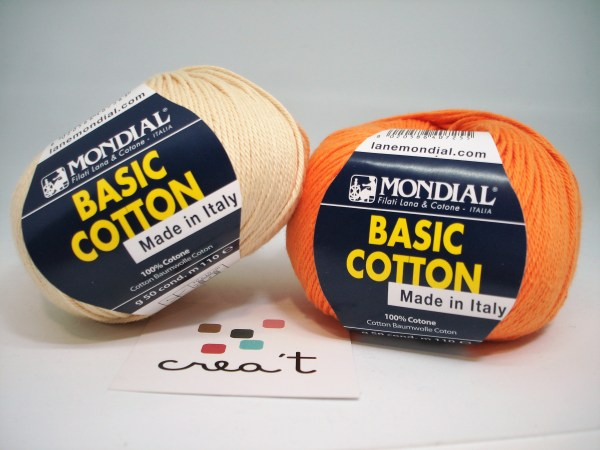 Basic Cotton Mondial Cotó