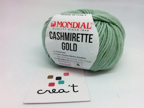 Cashmirette Gold 122 Mondial Crea't