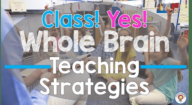 Whole Brain Teaching Class Yes