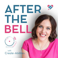 After The Bell Podcast Cover Art