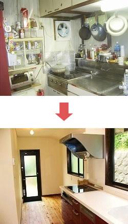 家事導線に配慮した設計