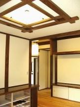 玄関ホール別角度。