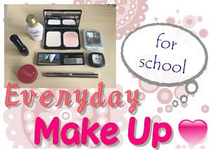 最近のEveryday MakeUp♡