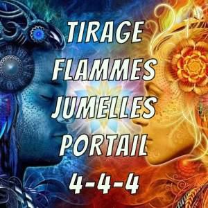 Tirage - Guidance Flammes Jumelles